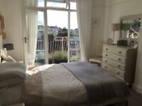Double room to rent in a lovely recently re-furbished Edwardian house with sea views!