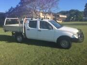 2011 Nissan Navara D40 Dual Cab 4x4 Eatons Hill Pine Rivers Area Preview