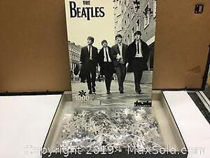 Beatles 1000 piece Puzzle, complete in mint box