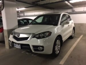 2012 White Acrua RDX Turbo Tech Package