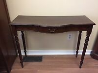 HALL TABLE WITH DRAWER Ottawa Ottawa / Gatineau Area Preview
