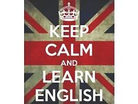 Expert English Language Lessons from Fully Qualified Teacher- All Ages and Abilities