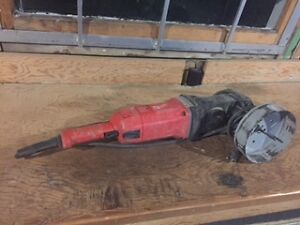 Milwaukee Super Hawg Drill - with 2 drill bits Edmonton Edmonton Area image 2