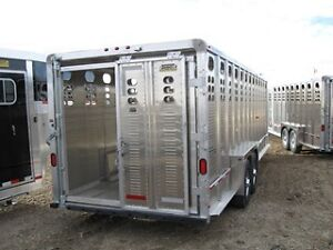 Get Your Cattle To Market In A New 2017 Wilson Stock Trailer Williams Lake Cariboo Area image 4
