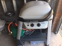 OUTBACK GAS 300… EXCEL BARBECUE.USED ONCE.
