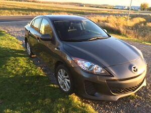 2013 Mazda Mazda3 GS-SKY Berline Saguenay Saguenay-Lac-Saint-Jean image 3
