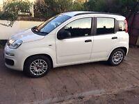 Fiat Panda Easy 1.2 White 2014
