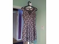 LADIES PLAYSUIT FROM QUIZ AND DRESS FROM QUIZ