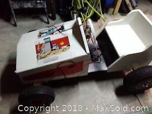 Soap Box Car and Trailer