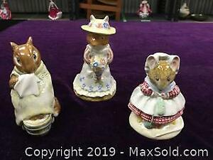 Royal Doulton and Beswick Figurines