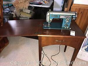 Kenmore DeLuxe Sewing Machine B