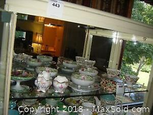 Cups And Dishes A