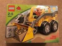 Lego Duplo Frontloader