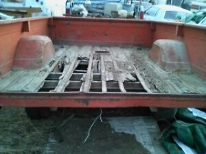 1967 Chev 1/2 ton Pickup Box Trailer