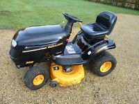 McCollouch Ride on Lawnmower 22 HP