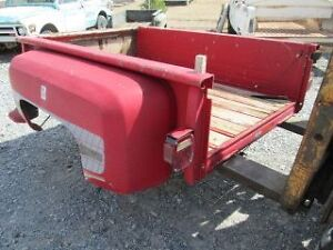 Wanted a 73-87 GMC/CHEVY Stepside Box