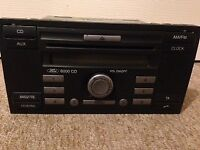 ford stereo and code