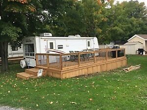 Salem 29 ft, 1 bedroom, 1 bath with pull out sofa