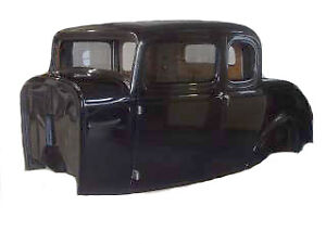 Fiberglass body ebay 1932 ford 5 window coupe fiberglass body 32 duece new solutioingenieria Gallery