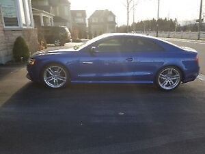 """Brand new Audi S5 / RS5 OEM  forged rims 19"""" with tires"""