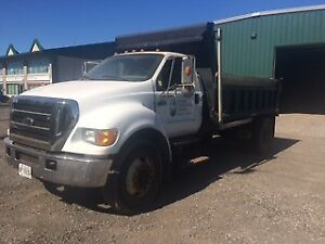 F750 for sale One owner truck with low milage