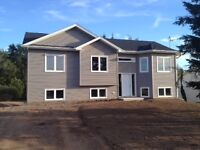 Modern New Construction in prime Dieppe Location! Move in ready!