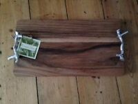 cheese board - brand new - unwanted gift