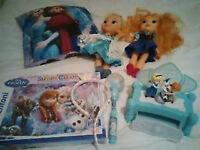 Disney Frozen bundle