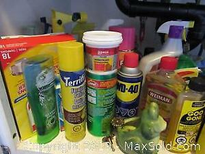 Cleaning Products A