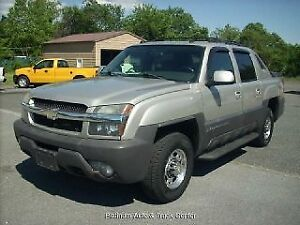 2004 Chevrolet Avalanche 2500 Pickup Truck