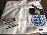 Official Nike England footbal shirt for Russia 2018 brand new