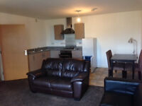 2 Bed flat available to rent -fully furnished with secure parking at £675 monthly