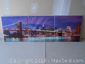 Brooklyn Bridge Wall Art