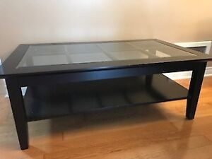 Matching Coffee table, Side table and Sofa Table for Sale!!