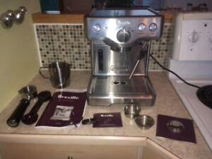 Breville Espresso Machine new-ish