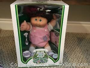 Limited Edition Cabbage Patch Kid Unopened