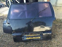 mercedes vito rear tail gate for sale or fitted 52 reg complete call for any info thanks