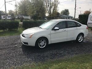 2010 Ford Focus SE Berline