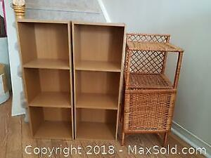 Shelving Lot