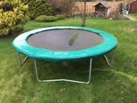 SuperTramp 12 ft Trampoline /Calypso Frame