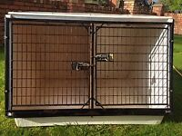 Dog Box for Car / Van etc. Lintran would suit 1 or 2 dogs. Very Light. Belfast