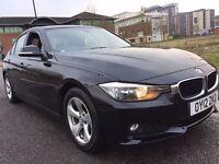 BMW 3 series 320d diesel 2012 black