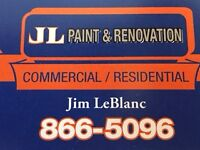 Painting and Renovation – Commercial and Residential