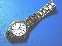 Mens ROTARY - dress watch perfect time keeper VGC