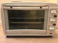 iGENIX 26 MINI OVEN WITH HOTPLATES FOR SALE