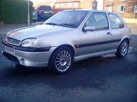 Mk5 ford fiesta zetec s, rare car, rust free....