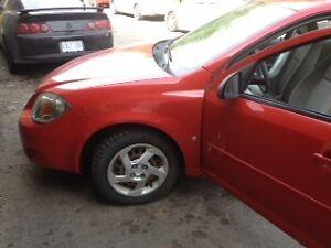 2009 Pontiac G5 Sedan