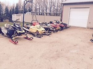 Lots of Ski-doo parts for sale