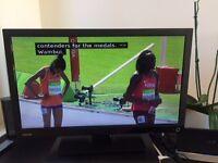 "24"" Full High Definition TOSHIBA TV (LED)"
