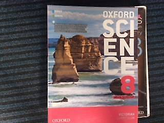 Oxford Science Year 8 Victorian Curriculum